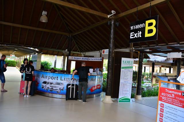 Samui Transfer service From Samui Airport to Chaweng, Samui Transfer Samui Group booking tour